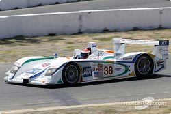 #38 Team ADT Champion Racing Audi R8: Johnny Herbert, JJ Lehto