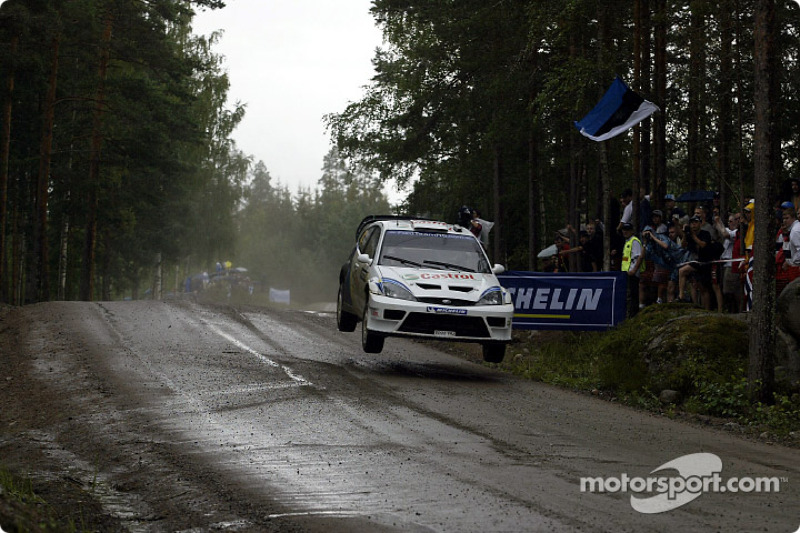 13. Rally de Finlandia 2003: 121,62 km/h