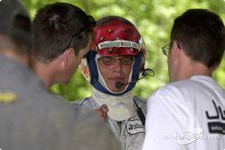 Jussi Valimaki teste la Hyundai