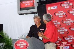 L'ancien vainqueur Brickyard Dale Jarrett