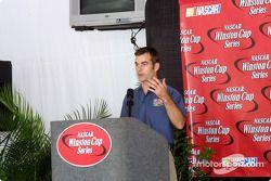 L'ancien vainqueur Brickyard Jeff Gordon