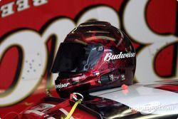 Casco de Dale Earnhardt Jr.