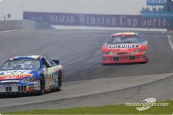 Jeff Gordon last for lap 2
