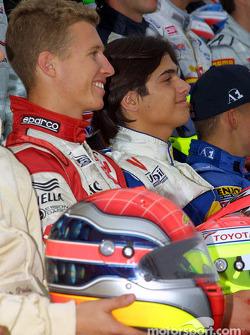 Marlboro Masters F3 class of 2003
