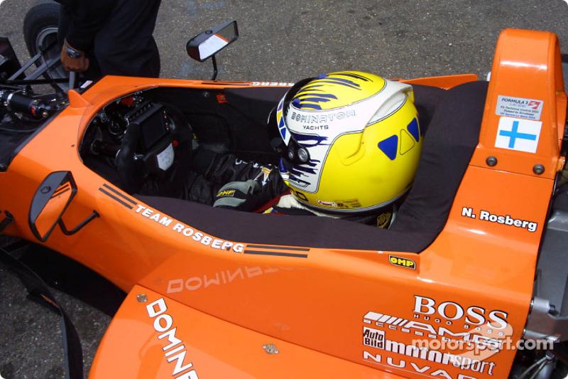 2003: Paso a la Fórmula 3