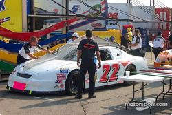 Template check of Stan Boyd's car