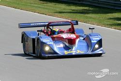 #30 Intersport Racing Riley & Scott MK III C: Clint Field, Georges Forgeois