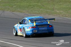 #67 The Racers Group Porsche GT3 RS: Michael Schrom, Jeff Pabst