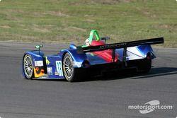la Lola EX257/AER MG n°37 de l'équipe Intersport Racing pilotée par Jon Field, Duncan Dayton