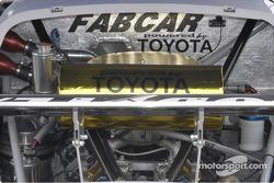 Fabcar powered by Toyota