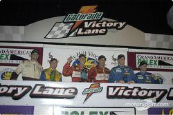 Vainqueurs de la catégorie GT