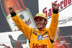 Podium: 1. Laurent Aiello, Abt Sportsline, Abt-Audi TT-R 2003