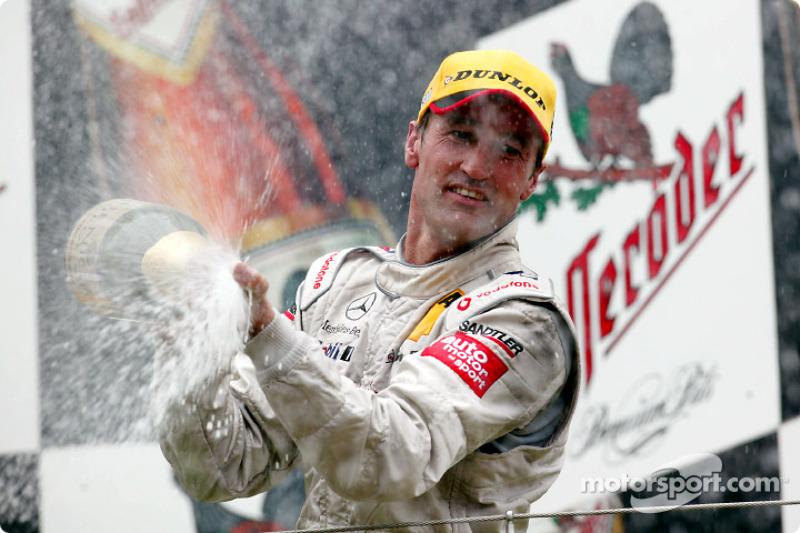 2003: Бернд Шнайдер, HWA Team