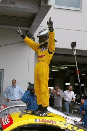 Sieger Laurent Aiello, Abt Sportsline, Abt-Audi TT-R 2003