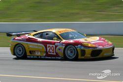 #29 JMB Racing USA / Team Ferrari Ferrari 360 Modena: Stephen Earle, Peter Kutemann