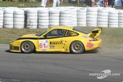 #61 P.K. Sport Porsche 911 GT3 RS: John Graham, Piers Masarati back on the track
