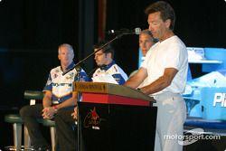 Conférence de presse de Team Player : Richard Spénard