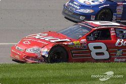 Dale Earnhardt Jr. in trouble