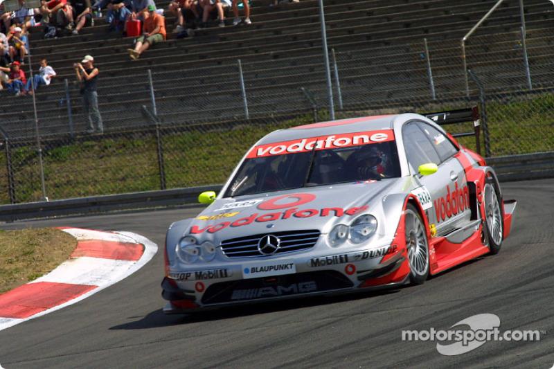 2003 (машина чемпиона и титул конструктора): AMG-Mercedes CLK