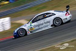 Bernd Mayländer, Persson Motorsport, AMG-Mercedes CLK-DTM 2002