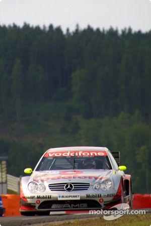 Bernd Schneider, Team HWA, AMG-Mercedes CLK-DTM 2003