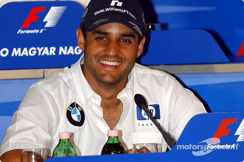 Conferencia de prensa FIA jueves: Montoya