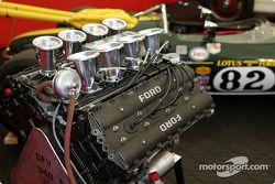 Мотор Ford Cosworth DFV Ф1
