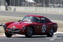 #22 1953 Alfa-Romeo 6C 3000CM driven by Phil Hill