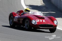 #211 1957 Ferrari 625 TRC