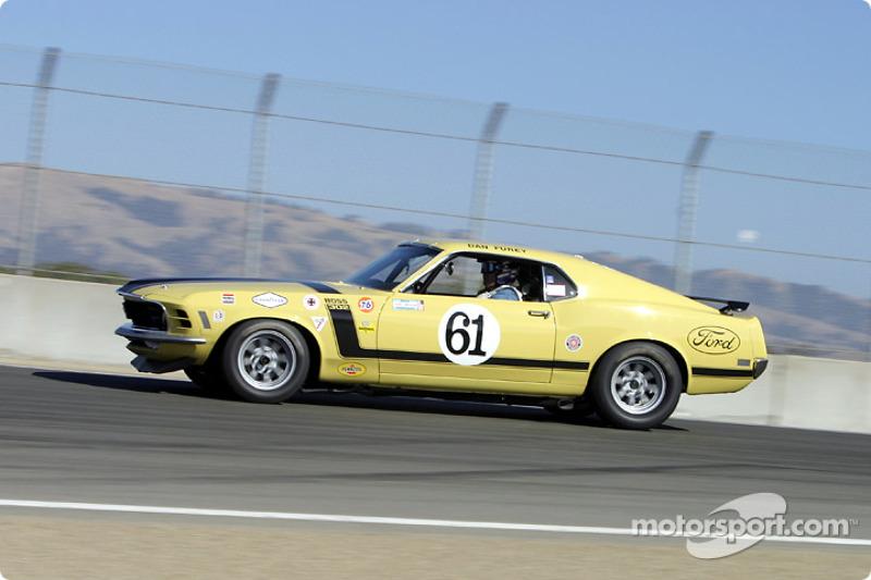 #61 1970 Boss 302 Mustang
