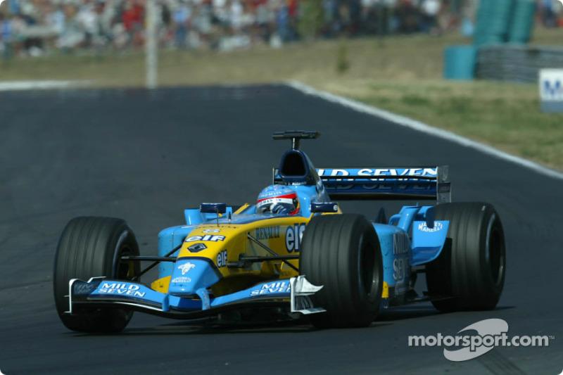 Foi o mais jovem a conseguir a volta mais rápida em uma prova, no GP do Canadá de 2003, com 21 anos e 321 dias. Foi superado depois por Esteban Gutierrez, Nico Rosberg e Max Verstappen.