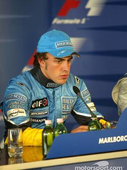 Press conference: race winner Fernando Alonso