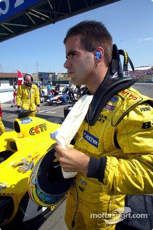 Zsolt Baumgartner, starting grid