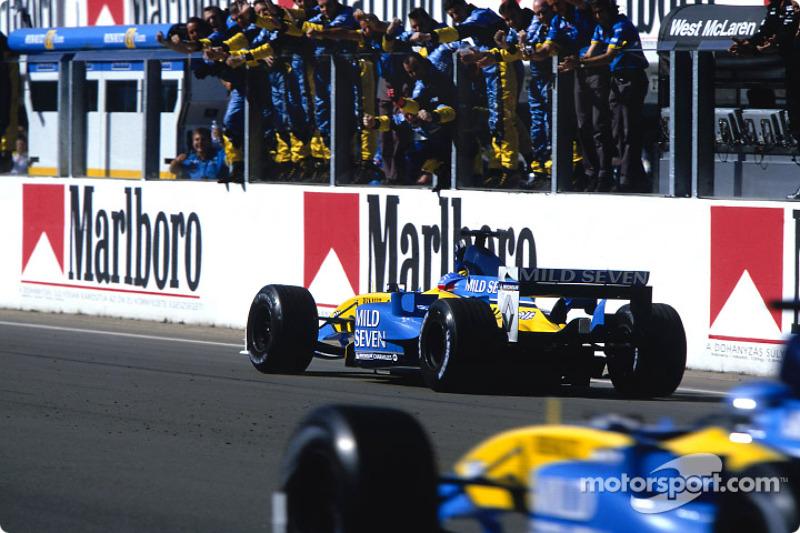 GP de Hungría 2003