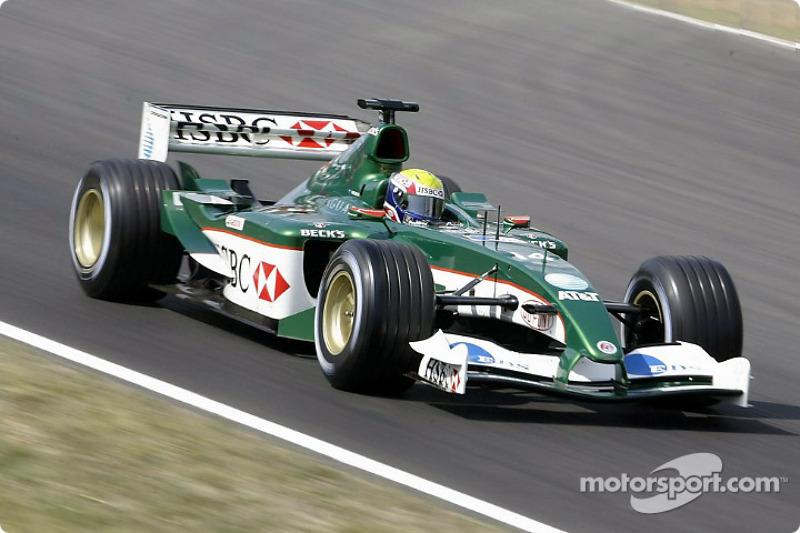 Jaguar (2000-2004)