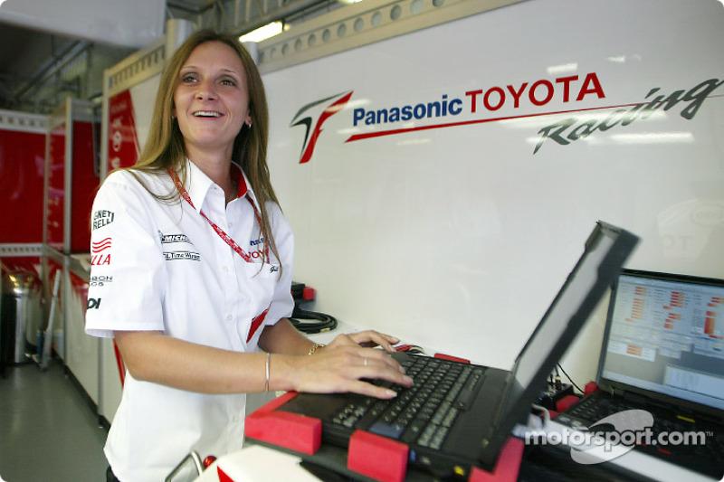 Electrónica de Toyota Ingeniero Gill Hall