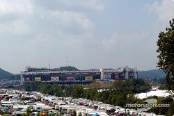 Bienvenue au Bristol Motor Speedway !