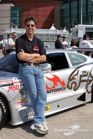 MotoRock Trans-Am Tour presentation: Scott Pruett