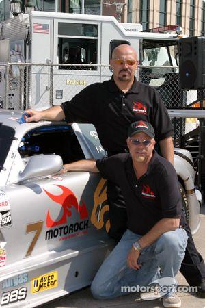 MotoRock Trans-Am Tour presentation: Paul Gentilozzi and MotoRock Chairman and CEO Jamie Rose