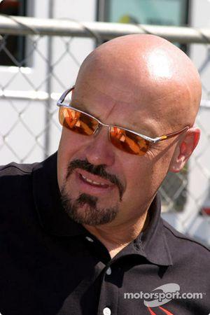 MotoRock Trans-Am Tour presentation: Paul Gentilozzi