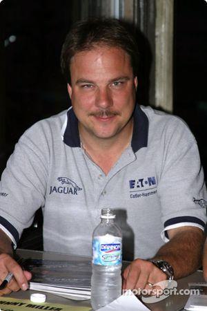 Présentation des pilotes Trans-Am à Denver : Johnny Miller