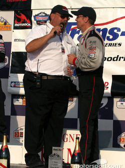 Podium: Scott Pruett