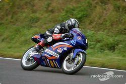Chris Martin, champion en titre de 125cc britannique
