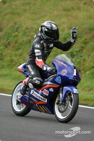 Chris Martin, vainqueur en 125cc