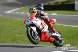 Supersport Rider Adrian Coates on the Mountain