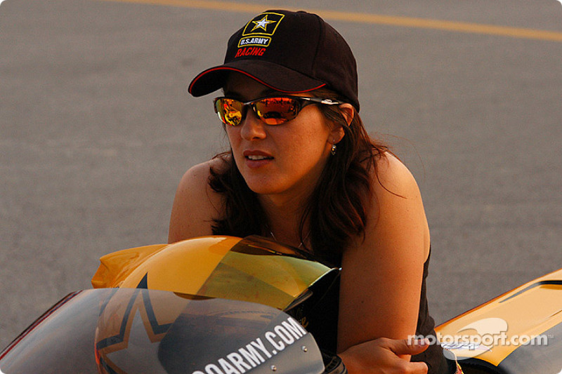 Angelle Sampey (NHRA/Dragster)