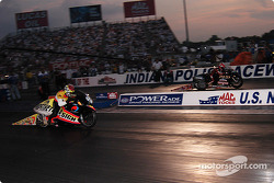 Finale du K&N Pro Bike Clash : Reggie Showers et Geno Scali