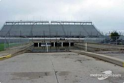 Flooding, Indianapolis Motor Speedway aftermath, record rainfall over Labor Day weekend