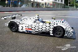Racing for Holland Dome S101 Judd: Beppe Gabbiani, Felipe Ortiz