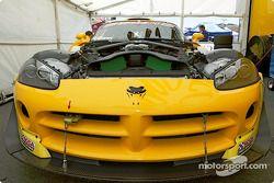 La #82 McCann Racing Dodge Viper Comp Coupe